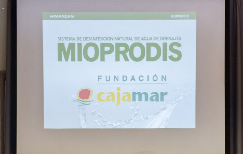 Drainage Water Disinfection MIOPRODIS