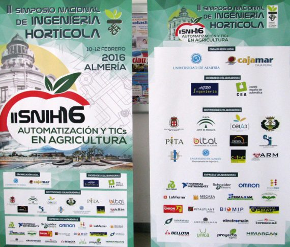 II National Horticultural Engineering Symposium